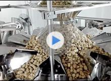 Dkwiw颗粒自动包装机的产品数据展示