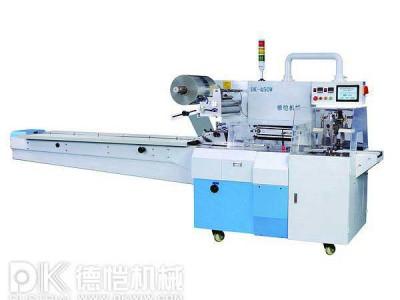 枕式包装机-450W/600W伺服往复式