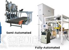 包装机设备广泛应用在小规模和大规模生产中
