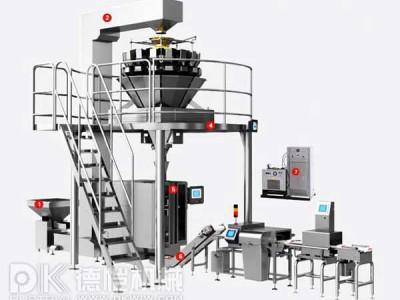 自动包装机-称重包装系统